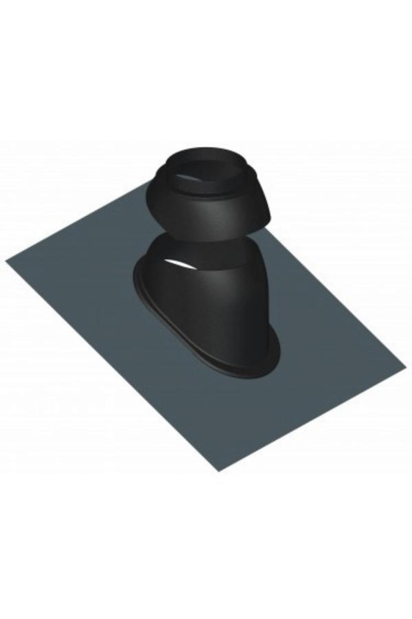 ST PPS/ALU 60/100mm Ferdetetőborítás