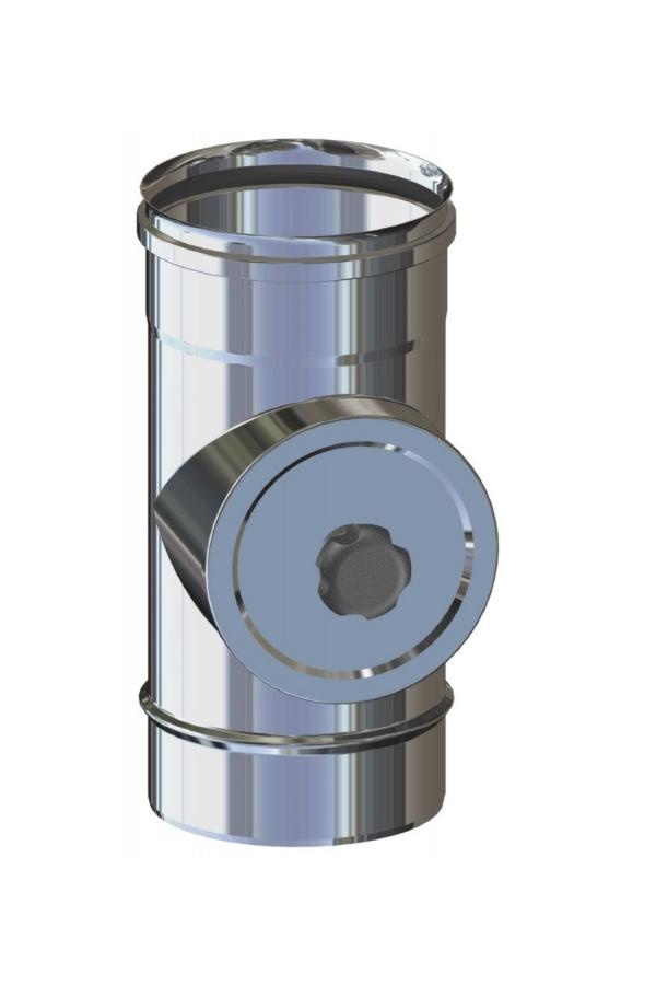 ST S Lapos ellenőrző idom- kör alakú